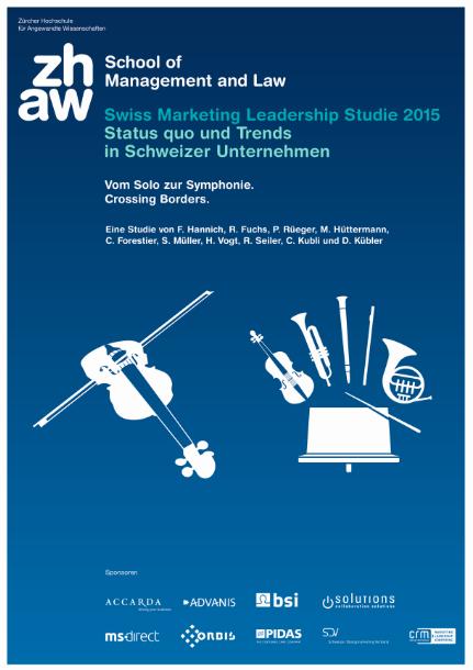 Swiss Marketing Leadership Studie 2015