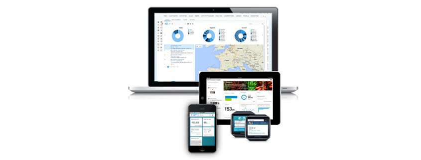 ADVANIS Cloud for Sales offizielle Referenz