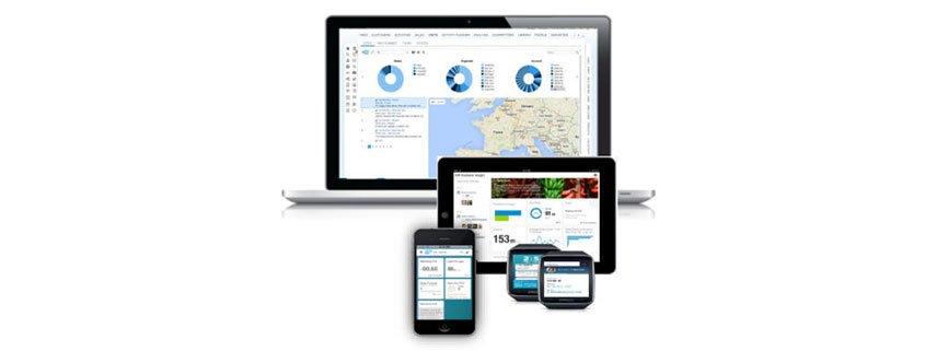 ADVANIS Cloud for Sales offizielle Referenz