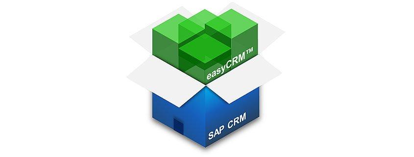 easyCRM Logo SAP CRM einfach und schnell