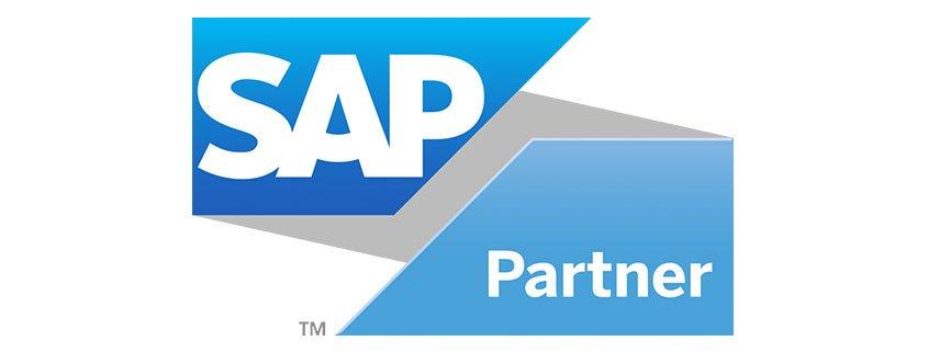 SAP Partner Logo Kundendatenmanagement