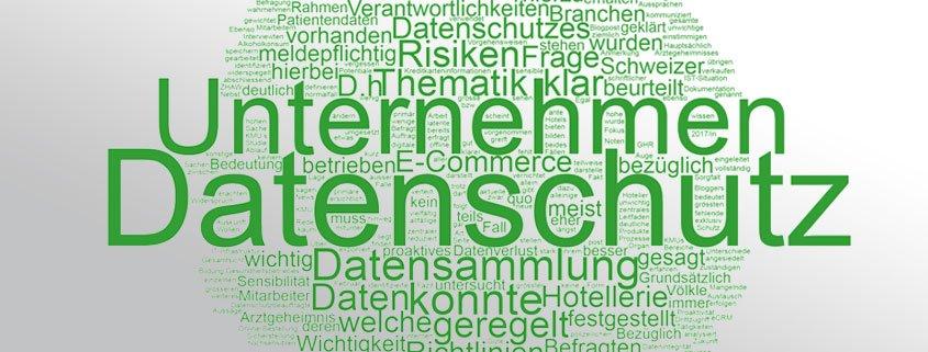 Datenschutz Schweizer KMUs
