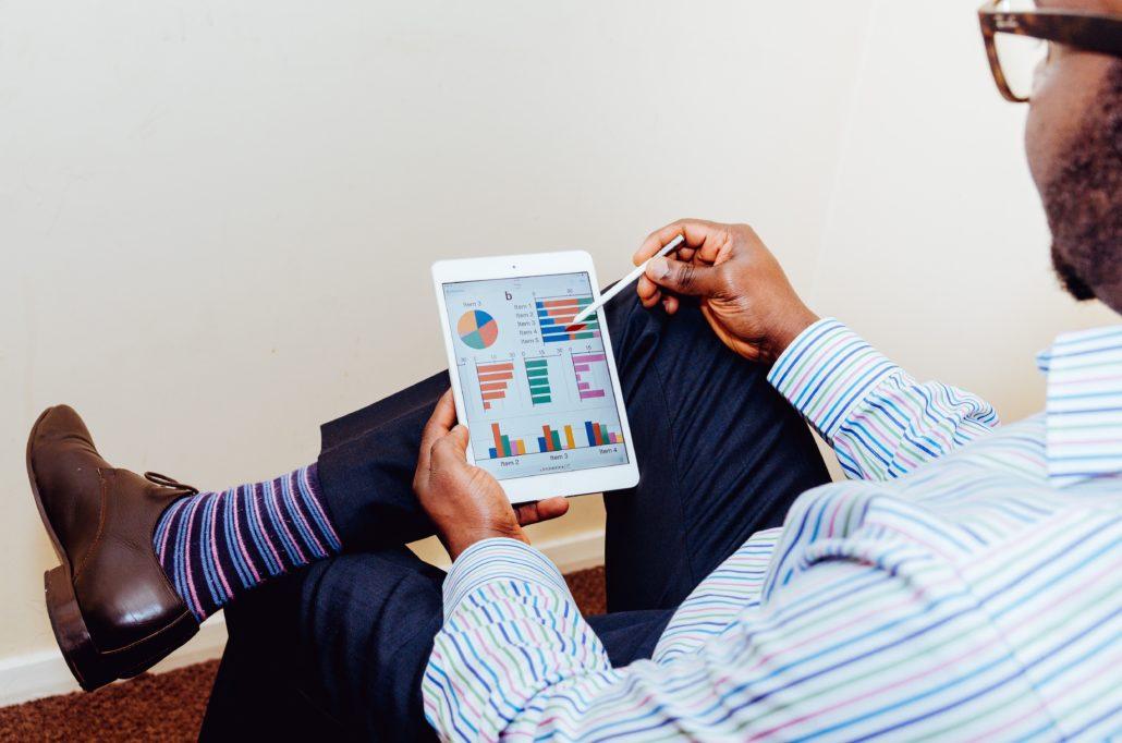 Dashboard mit KPI zur Kundenzufriedenheit mit SAP C4C und ADVANIS