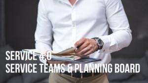 Service 4.0-Planning Board